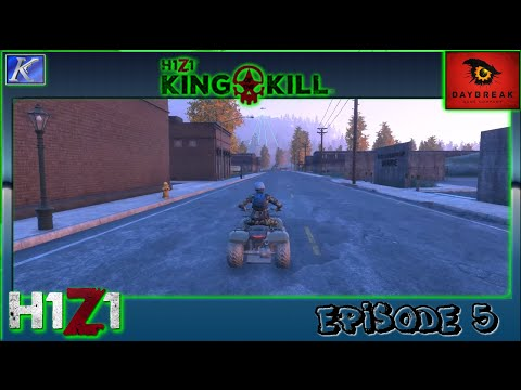 """H1Z1 ~ King of the Kill E5 """"Short Sweet n Successful"""""""