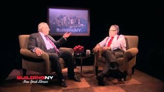 BuildingNY: John Zuccotti, U.S. Chairman, Brookfield Properties