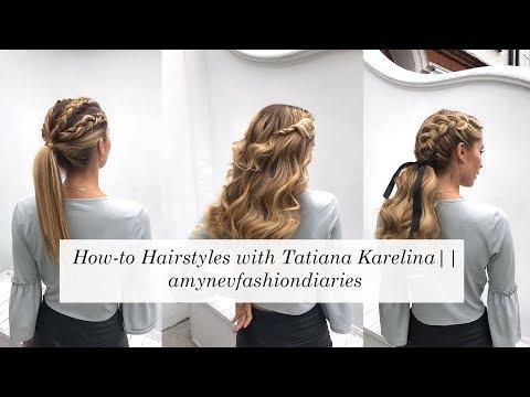 karelina how to hairstyles with tatiana karelina amynevfashiondiaries thecheapjerseys Gallery