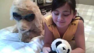 "Bruno Mars ""The Lazy Song"" OFFICIAL VIDEO Cover by Jasmine age 10 [Clean Version / Lyrics]"