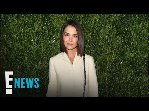 Katie Holmes Wears Diamond Ring on That Finger | E! News
