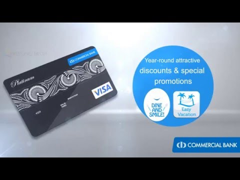 COMMERCIAL BANK CREDIT CARD