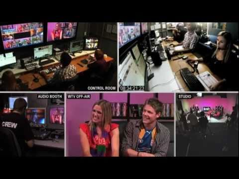 Inside WTV's Control Room