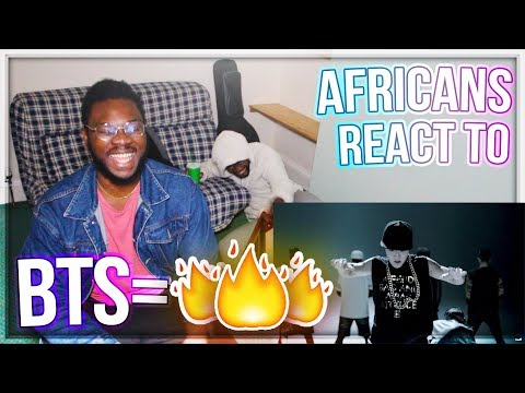 AFRICANS LIT REACTION TO - [MV] BTS(방탄소년단) We Are Bulletproof Pt 2 (위 아 불렛프루프 Pt.2)