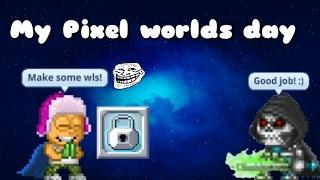 "Pixel Worlds | ""Myday"""