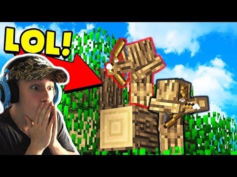 MI-AM SCHIMBAT SKINUL ȘI AM TROLLAT TOT SERVERUL !!! Minecraft Hide and Seek - Episodul 7 !