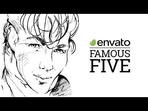 Envato Famous Five 16 - NASA 360, a-ha, NRJ Music Awards, BeBox Music and Telekom Romania