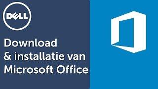 Download & installatie van Microsoft Office