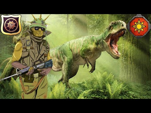 WELCOME TO LUSTRIA GENTLEMEN! - Delete All Dinosaurs - Empire vs. Lizardmen - Total War Warhammer 2 |