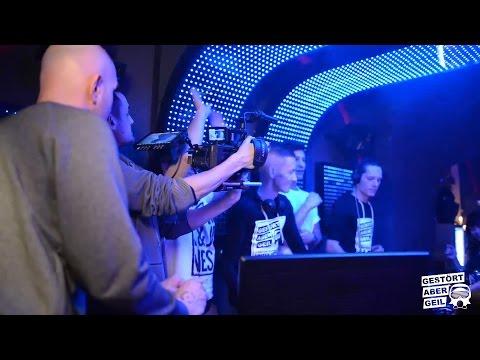 Gestört aber GeiL - Musikvideo-Dreh | Unter meiner Haut | Club Palais Erfurt