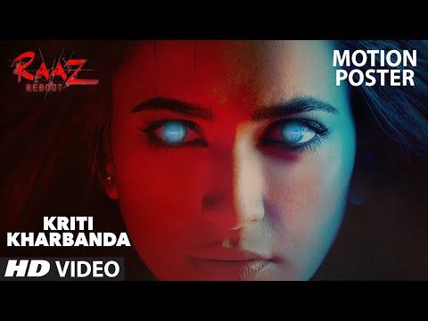 Kriti Kharbanda (Motion Poster) | Raaz...