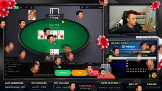 ♣️poker Heads-up ALTAL vs BabySharkl4 gipsyteam