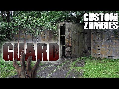 GUARD (Call Of Duty Custom Zombies Map)