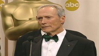 Clint Eastwood @ The Academy Awards 2005