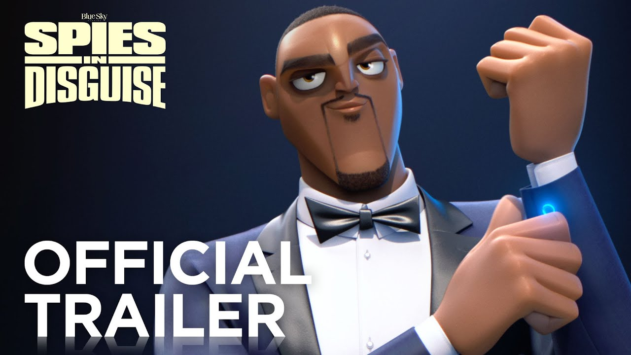 Spies in Disguise  | Officiell Trailer | 20th Century FOX