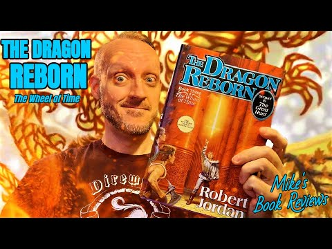 The Dragon Reborn by Robert Jordan Book Review (The Wheel of Time III)