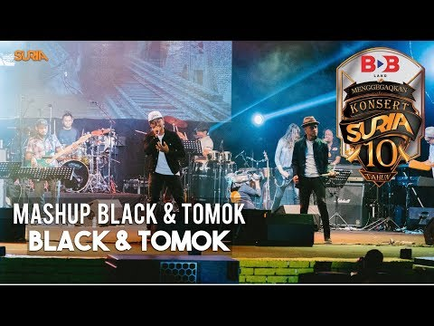 Mashup Balck & Tomok - Black & Tomok