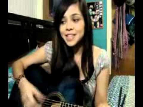 cewek cantik main gitar ( II ) i am your
