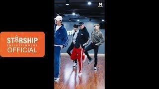 Video [JOOHEON][Dance Practice] 몬스타엑스 (MONSTA X) - 'DRAMARAMA' Vertical Video download MP3, 3GP, MP4, WEBM, AVI, FLV Maret 2018