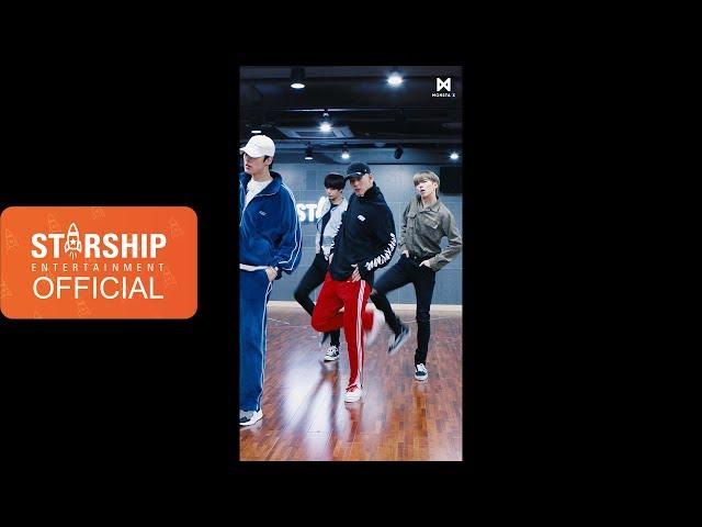 [JOOHEON][Dance Practice] 몬스타엑스 (MONSTA X) - 'DRAMARAMA' Vertical Video
