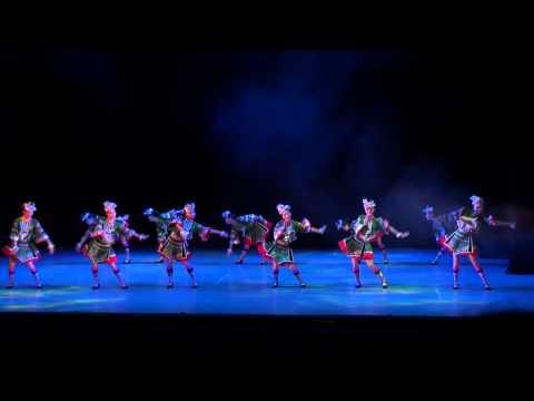 Miao Dance - China - Macau International Youth Dance Festival 2012