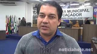 VÍDEO: Ricardo Barbosa está confiante com os Jasc em Caçador