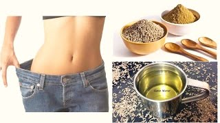 CUMIN SEEDS FOR FAST WEIGHT LOSS,Lose 10 KG Naturally With Jeera,Health Benefits of CUMIN SEEDS