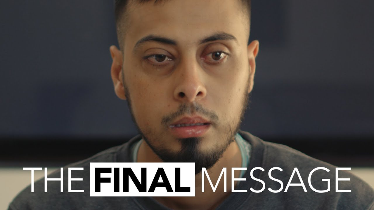 Ali Banat's final message released after his death