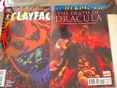 Joker's Asylum 2 – Clayface and The Death of Dracula review spoiler warning