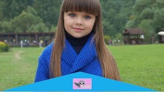 Declaran a niña rusa como la más bonita del mundo - rita