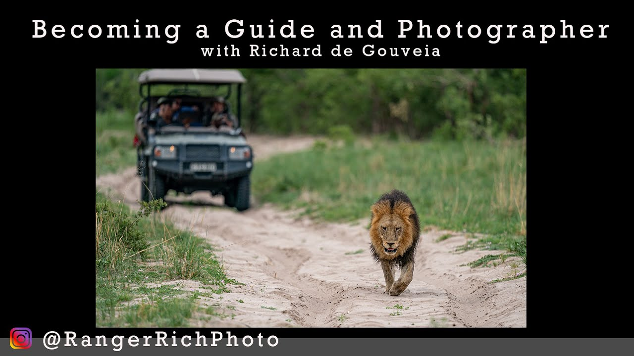 Becoming a Guide and Photographer