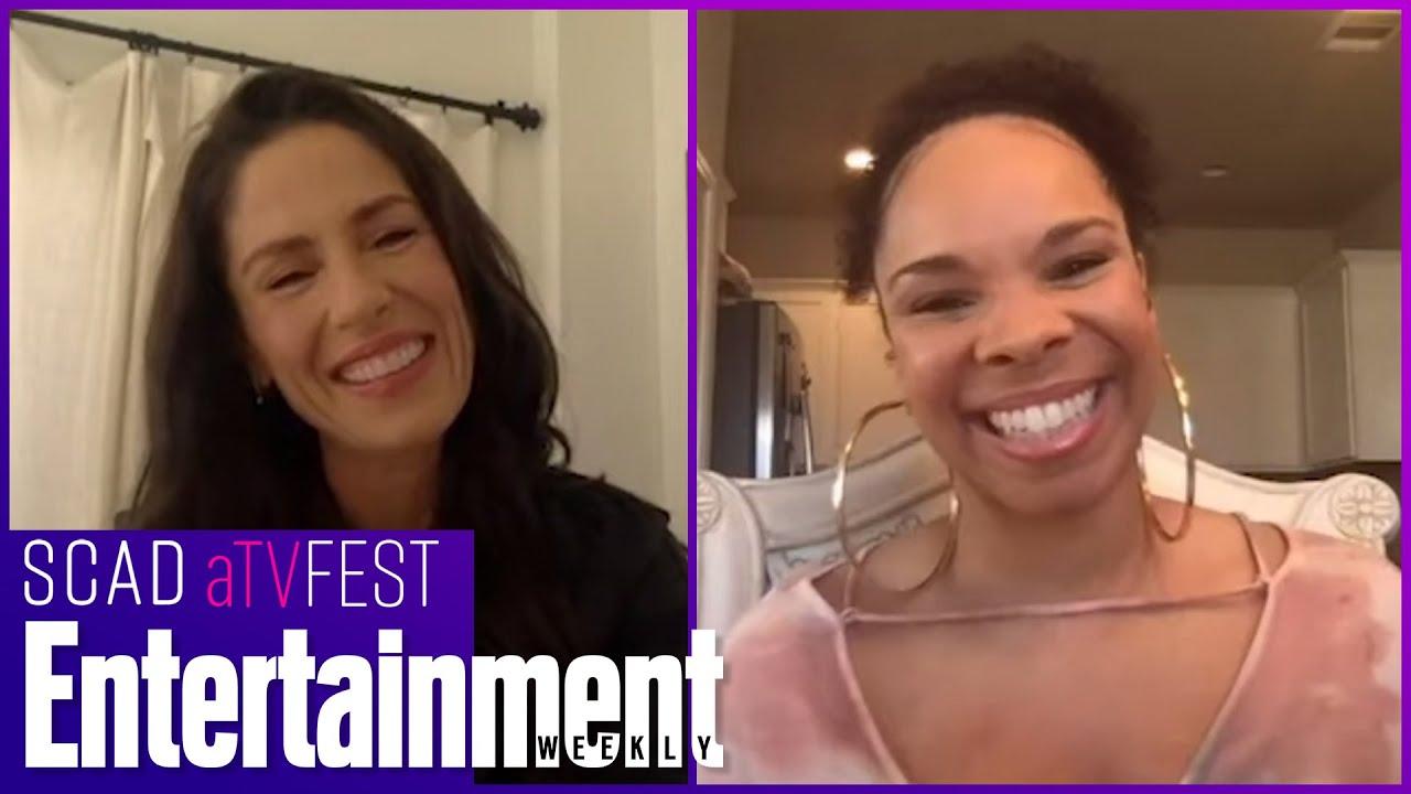 SCAD aTV Fest 2021: 'Punky Power' Reunites Soleil Moon Frye & Cherie Johnson