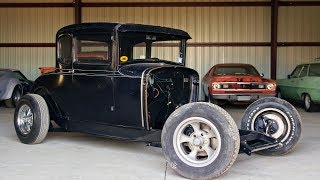 1930s Street Hot Rod—Roadkill Garage Preview Ep. 38