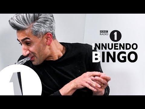 'Dog bonkers!': Queer Eye's Tan France GETS WET on Innuendo Bingo