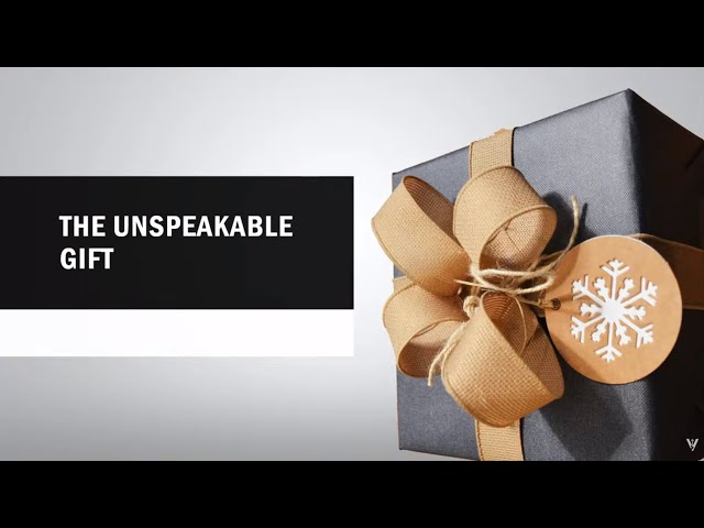 The Unspeakable Gift · 201220 AM · Pastor Jerome Pittman