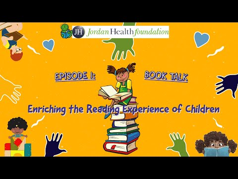 Book Talk: Tips for Enriching the Reading Experience for Children  Episode 1