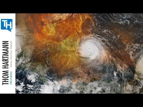 Storms, Wildfire and Famine Worsen: Climate Change You Can See (w/guest Michael Mann)