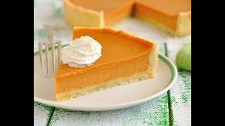 Ну оочень вкусный тыквенный пирог