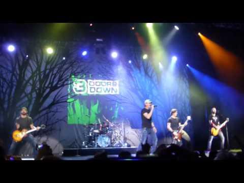 3 Doors Down - Kryptonite (Us and the Night, Vienna, 2016.10.26.)