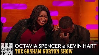 Octavia Spencer's Not So Adventurous Bucket List | The Graham Norton Show | BBC America