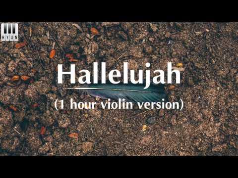 Hallelujah - Violin Cover    1 Hour Version