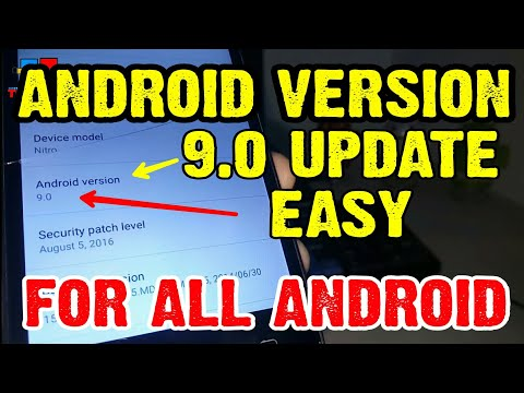 How To Change Android Version In 9.0 Android P Update For All Android