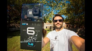 GoPro Hero 6 - Unboxing and Review - THE BEST ACTION SPORTS CAMERA IN THE WORLD