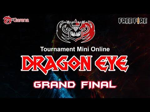 {LIVE} GRAND FINAL DRAGON EYE SEASON 1     |      GIVEAWAY 1000 DM  DIAKHIR ACARA