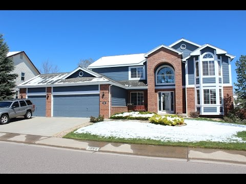 RENTED - Highlands Ranch House for Rent   9382 Lark Sparrow Dr