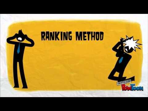 d69f916cf5b2 job evaluation in rangking method - YouTube
