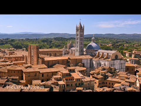 Siena, Italy: Grand Gothic Cathedral