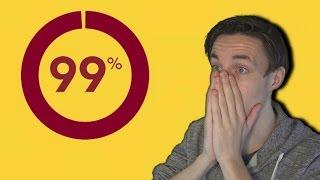 99% VAN DE MENSEN KUNNEN DIT NIET! [SMM]