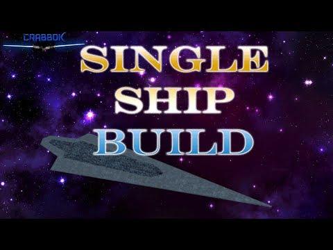 Armada - Single Ship Build with Prototype SSD