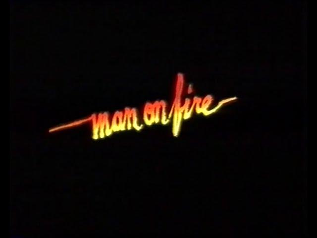 Vestron Trailer 6: MAN ON FIRE (1987, German) mit Scott Glenn